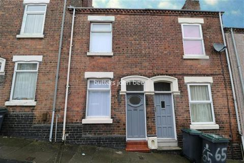 2 bedroom terraced house to rent - Rose Street, Hanley ST1