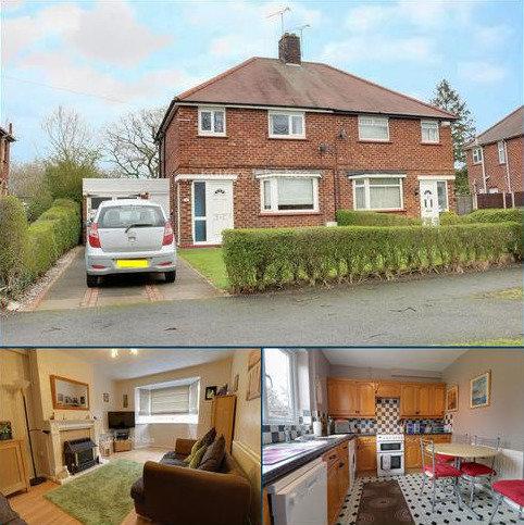 3 bedroom semi-detached house for sale - Capenhurst Avenue, Wistaston Green