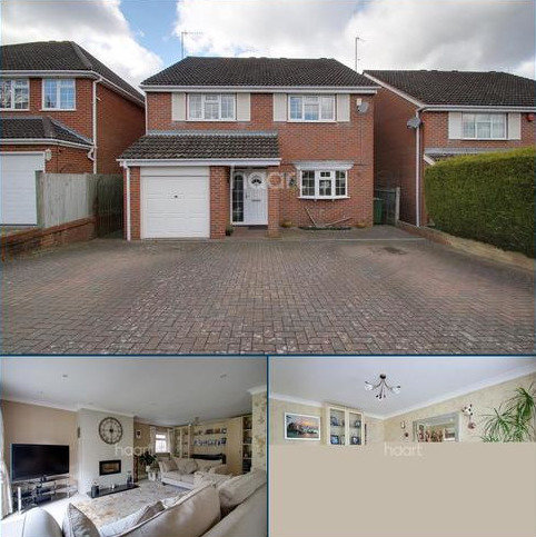 4 bedroom detached house for sale - Alwyn Close, Elstree