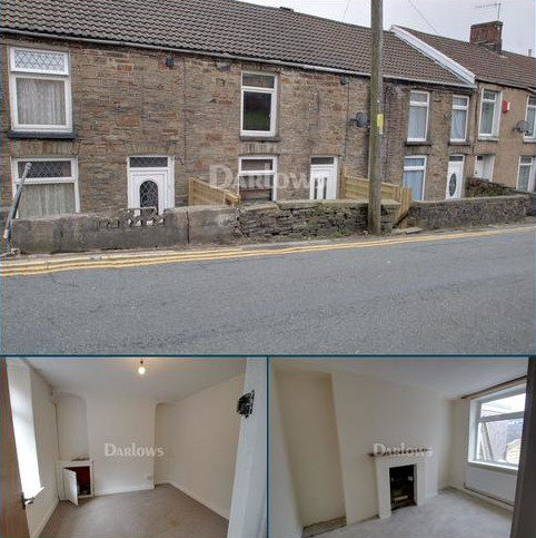 2 bedroom terraced house for sale - Wood Road, Treforest
