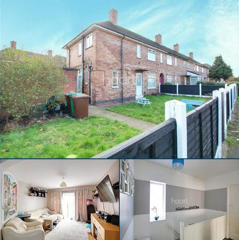 3 bedroom semi-detached house for sale - Ainsley Road, Nottingham