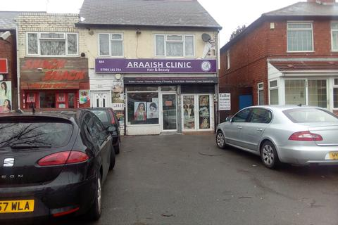 Shop to rent - 884, Alum rock Road, Alum Rock, Birmingham B8