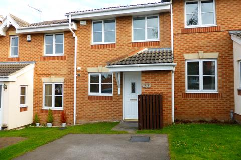 2 bedroom townhouse to rent - IRONSTONE CRESCENT, CHAPELTOWN, SHEFFIELD, S35 3XT
