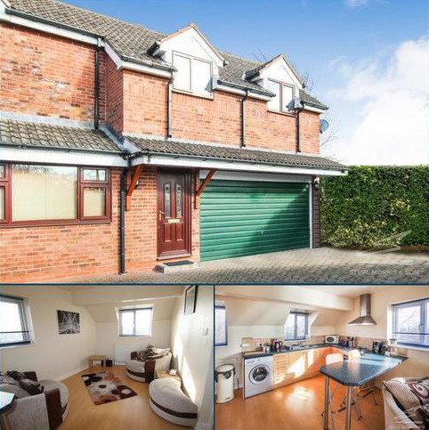 1 bedroom apartment to rent - Rectory Close, Drayton Bassett, Tamworth B78