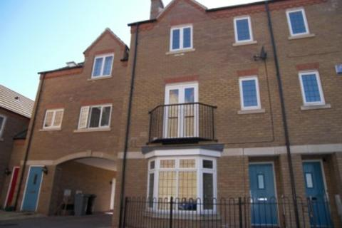 4 bedroom terraced house to rent - Fenfield Mews, Deeping St James, PE6