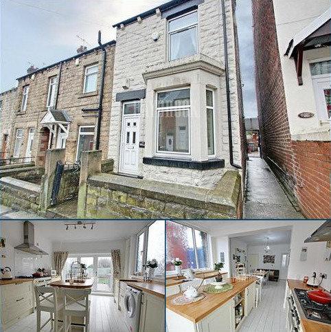3 bedroom end of terrace house for sale - Cherry Tree Street, Elsecar