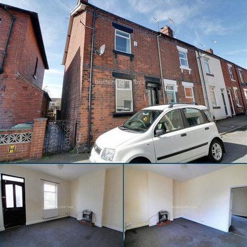 2 bedroom end of terrace house for sale - Church Street, Stone