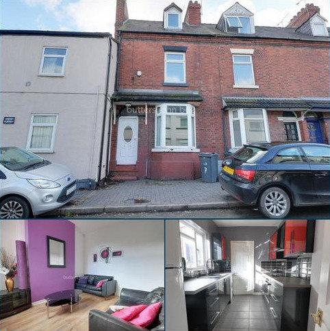 4 bedroom terraced house for sale - Brook Street, Crewe