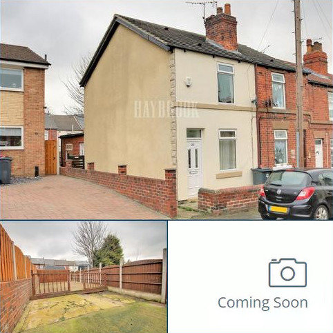 2 bedroom end of terrace house for sale - Park Street, Swallownest