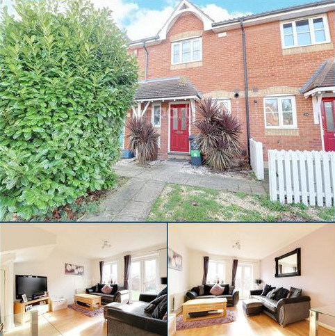 2 bedroom terraced house for sale - Campion Close, Ruh Green Roford