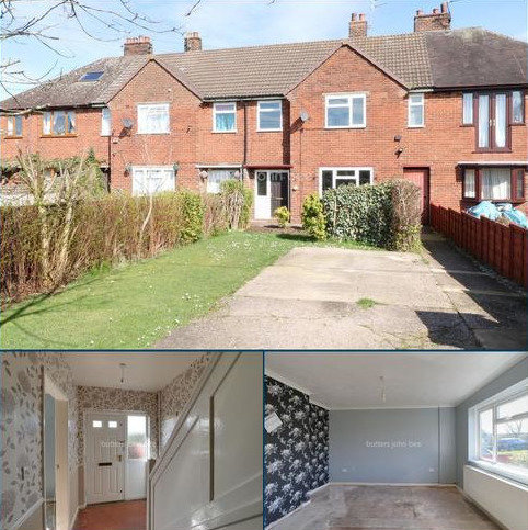 4 bedroom terraced house for sale - Haddon Lane, Chapel Chorlton