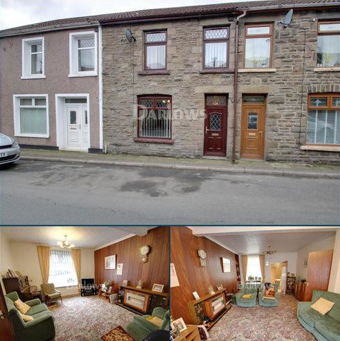 3 bedroom terraced house for sale - Greenfield Terrace, Abercynon