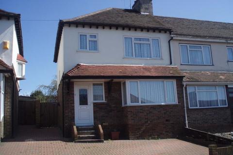 4 bedroom semi-detached house to rent - Bevendean Crescent, Bevendean