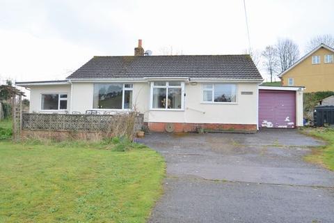 2 bedroom detached bungalow for sale - KENTISBEARE - NEEDS NEW EXTENSION