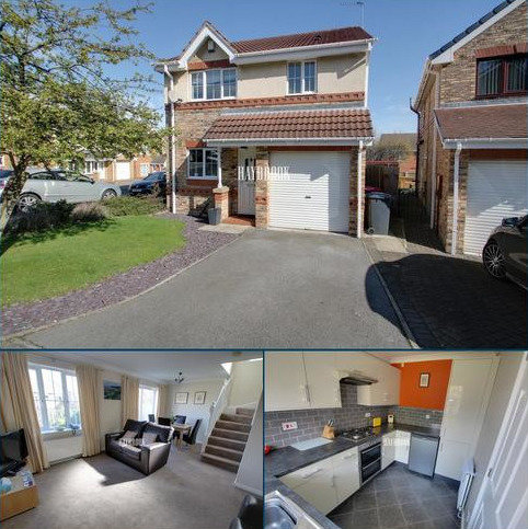 3 bedroom detached house for sale - Far Golden Smithies, Mexborough