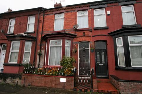 3 bedroom terraced house for sale - Moss Street, Garston, L19