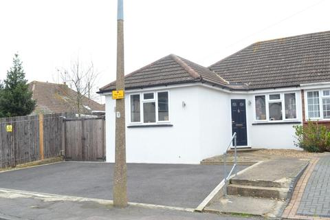 3 bedroom semi-detached bungalow for sale - Abbey Road, Billericay, Essex, CM12