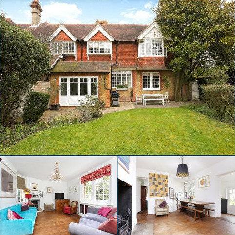 3 bedroom semi-detached house for sale - Montagu Road, Datchet, Slough, SL3