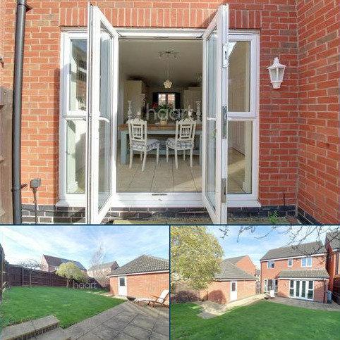 4 bedroom detached house for sale - Magdalene Drive, Mickleover