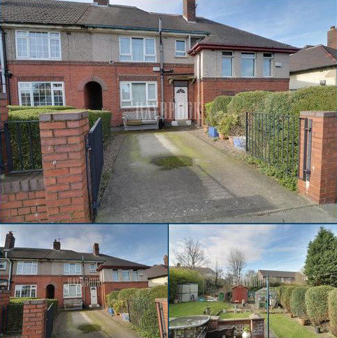 3 bedroom terraced house for sale - Fellbrigg Road, Arbourthorne, S2
