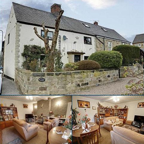 2 bedroom cottage for sale - High Street, Billingley
