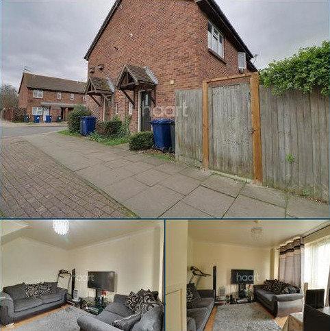 1 bedroom end of terrace house for sale - Northolt