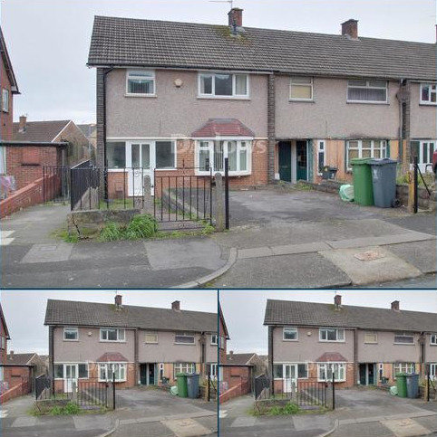 3 bedroom end of terrace house for sale - Honiton Road, Llanrumney, Cardiff