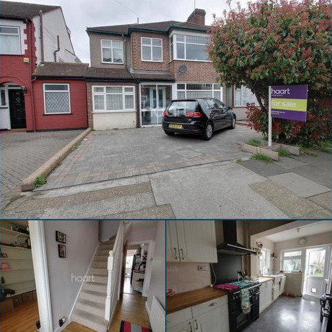 4 bedroom semi-detached house for sale - Albany Road, Hornchurch