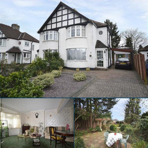3 bedroom semi-detached house for sale - Kingsway West Wickham BR4