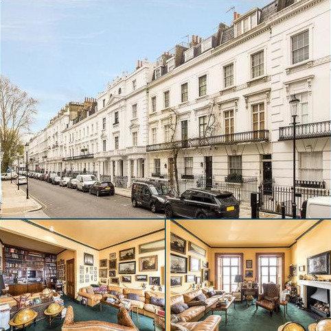 3 bedroom house for sale - Ovington Gardens, Knightsbridge, London, SW3