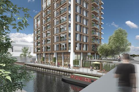 2 bedroom apartment to rent - Verto Building, Kings Road, RG1