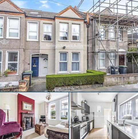 3 bedroom terraced house for sale - Broxted Road, Catford