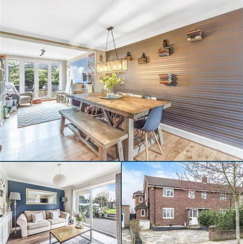 4 bedroom end of terrace house for sale - Marden Avenue, Hayes