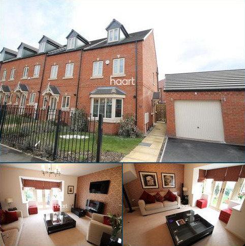 4 bedroom end of terrace house for sale - Betts Avenue, Nottingham
