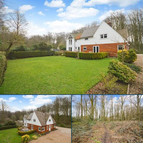 5 bedroom detached house for sale - Challock, TN25