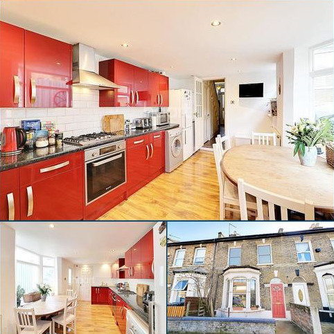 3 bedroom terraced house for sale - CROWNFIELD ROAD, STRATFORD, LONDON, E15