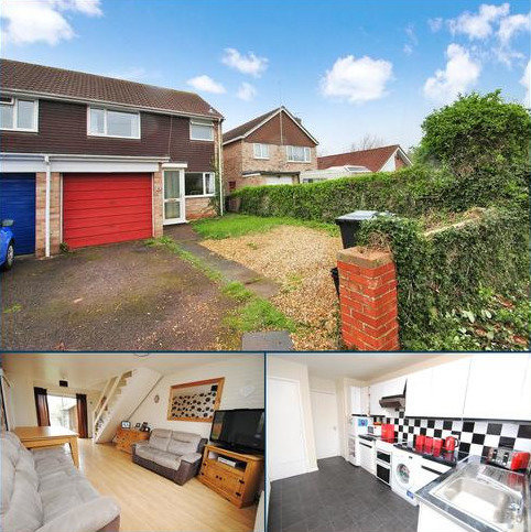 3 bedroom semi-detached house for sale - Charles Crescent, Taunton