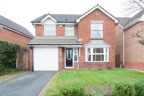 4 bedroom detached house for sale - Glentworth, Walmley, Sutton Coldfield, B76 2RE