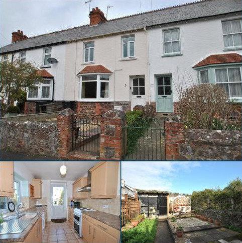 3 bedroom terraced house for sale - Hayman Road, Minehead