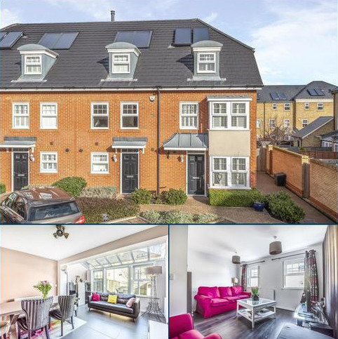 3 bedroom end of terrace house for sale - Lorimer Row, Bromley