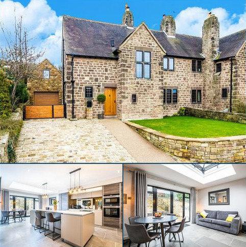 4 bedroom detached house for sale - One Gable, Calver Road, Baslow, Bakewell, DE45 1RR.