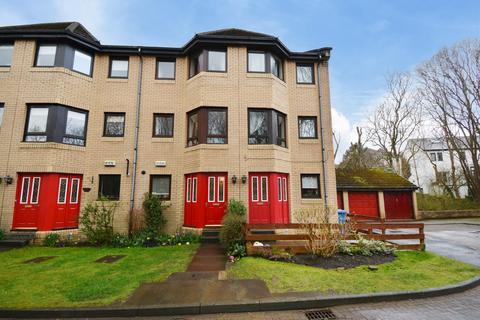 3 bedroom townhouse for sale - 68 Bellshaugh Gardens, Kelvinside, G12 0SA