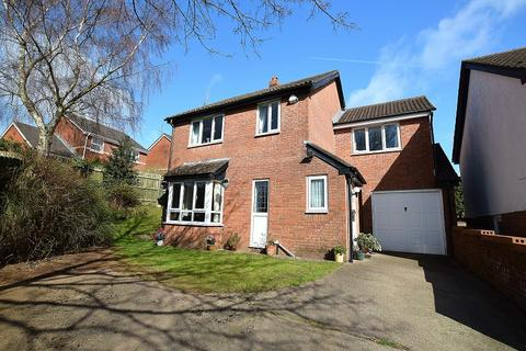4 bedroom detached house for sale - 22 Launcelot Crescent, Thornhill, Cardiff. CF14 9AQ
