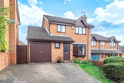 3 bedroom detached house for sale - Tideswell Close, West Hunsbury, Northampton, NN4