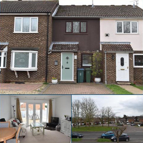 2 bedroom terraced house for sale - Magpie Way, Winslow