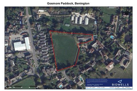 Land for sale - Land At Gosmore Paddock, Benington, Hertfordshire