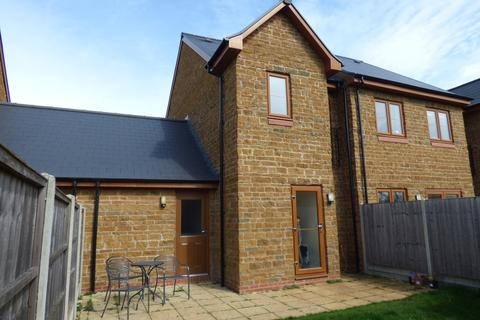 2 bedroom end of terrace house for sale - The Grange, Hook Norton