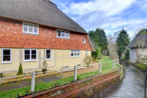2 bedroom semi-detached house for sale - Brook Cottages, High Street, East Meon, Petersfield