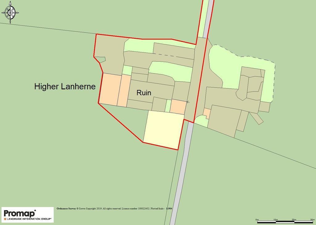 Floorplan 3 of 3: Land Plan