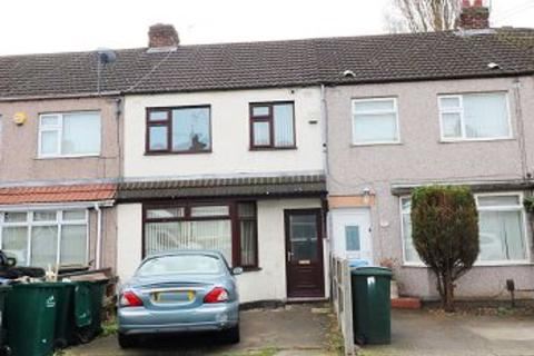 3 bedroom terraced house to rent - Kirkdale Avenue, Coventry, CV6 4LP